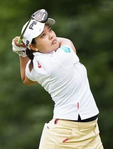 ゴルフ、鈴木愛「試合が楽しみ」 女子国内ツアー開幕前日 画像1