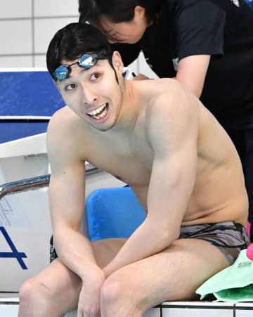競泳、萩野「1年を大切に」 五輪延期にも前向き 画像1