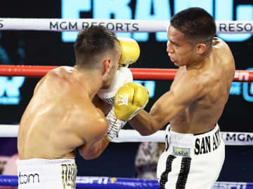 ボクシング、コロナ後初の世界戦 WBA、米ラスベガスで実施 画像1