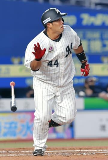ロ6―4オ(24日) ロッテが4連勝 画像1