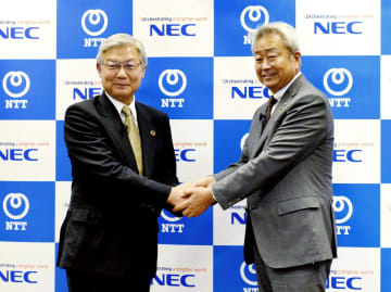 NTT、5G技術開発で資本提携 NECに644億円出資 画像1