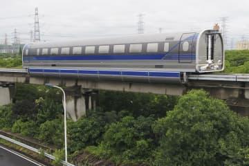 中国リニア、時速600キロ 試験走行、JR記録に迫る 画像1