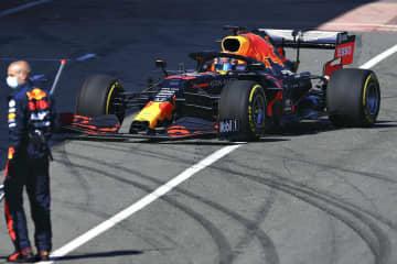 F1、Rホンダが開幕前テスト アルボンが走行 画像1