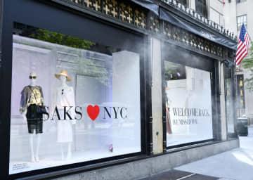 米NYで大手百貨店が営業再開 小売り主戦場、感染防止策競う 画像1
