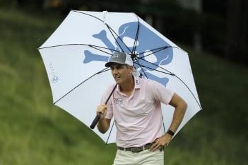米男子ゴルフ、トッドが首位浮上 トラベラーズ選手権第3日 画像1