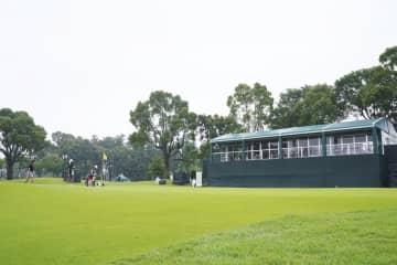 女子ゴルフ開幕戦、悪天候で順延 モンダミン杯最終R、29日に 画像1