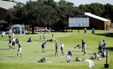 米ゴルフ、陰性示すまで入場禁止 感染防止のガイドライン改定 画像1