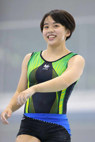 体操、村上茉愛が練習再開 「またスタートできる」 画像1