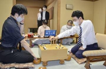 囲碁、一力八段が碁聖戦に初挑戦 本戦決勝、張九段破る 画像1