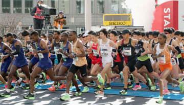 チャリティー枠ランナー募集せず 来年3月の東京マラソン 画像1
