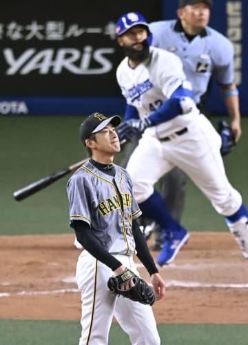 中5―0神(30日) 柳が今季初勝利 画像1