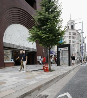 20年路線価、5年連続で上昇 地方都市に訪日客効果 画像1
