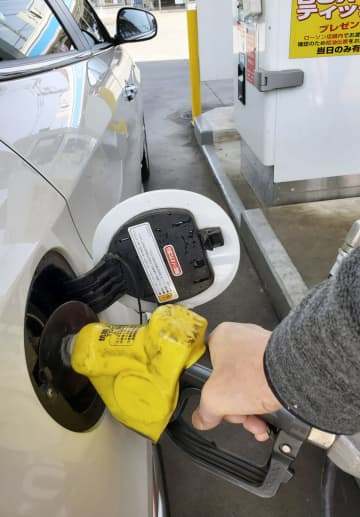 ガソリン7週連続値上がり 全国平均131円10銭 画像1