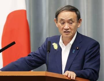 菅氏、緊急宣言再発令を否定 「現時点該当せず」 画像1