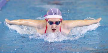 競泳の池江、10月実戦が目標 学生選手権へ「練習励む」 画像1