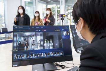体温測定カメラ、コロナ需要拡大 企業や病院で、各社が新製品投入 画像1