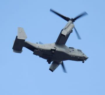 「オスプレイが危険飛行」 基地監視の市民団体が発表 画像1