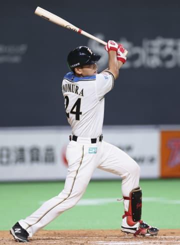 日9―8ソ(2日) 日本ハムがサヨナラ勝ち 画像1