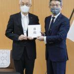 オムロン、避難所用の体温計寄贈 内閣府に500個 画像1