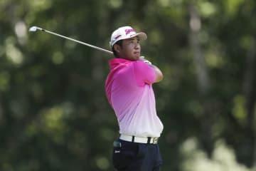 松山英樹は首位と7打差、55位 米男子ゴルフ第2日 画像1