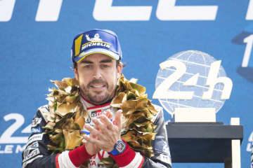 F1元総合王者アロンソが復帰へ ルノーと契約 画像1