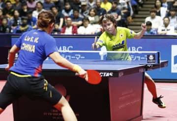 卓球の荻村杯、今年は開催せず 当初4月に予定、新型コロナで 画像1