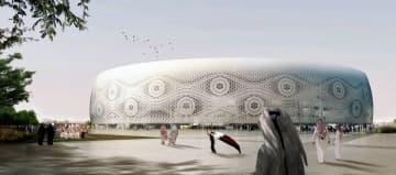 スタジアムでも社会的距離を 建築家提言、接触減も重要 画像1