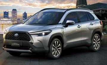 トヨタ、カローラ初のSUV発売 アジアで販売拡大、需要取り込み 画像1