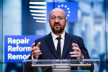 EUは英離脱へ6千億円準備を 大統領、不測の事態想定 画像1