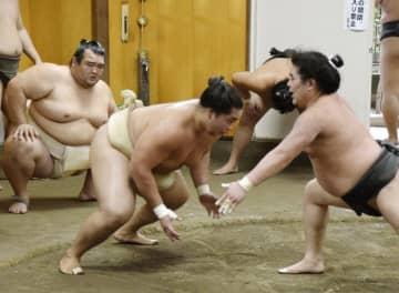 琴勝峰と琴ノ若、活躍に期待 佐渡ケ嶽部屋の若手、7月場所へ 画像1