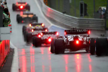 F1、フェルスタッペンが2番手 シュタイアーマルクGP 画像1