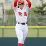 徳島の女子球児、感謝込め一投 代替大会の始球式に「120点」 画像1