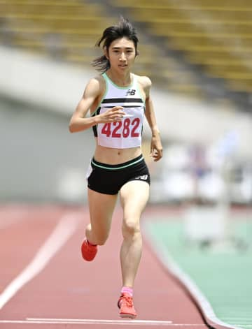 陸上日本新の田中希実、好調維持 女子800メートルも自己ベスト 画像1