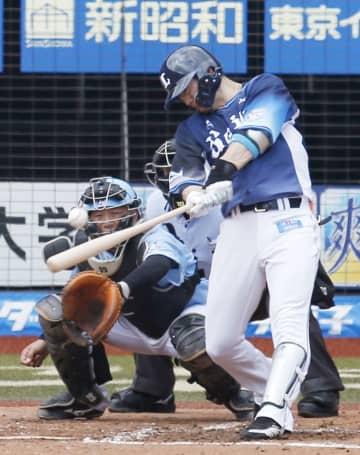 ロ5―8西(12日) 平井が2勝目 画像1
