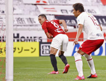 J1浦和、鹿島下して勝ち点10 C大阪は敗れる 画像1