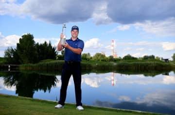 欧州ゴルフ、ウォーレンが優勝 オーストリア・オープン 画像1