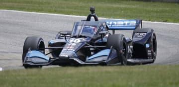 自動車インディカー、佐藤は8位 シリーズ第4戦 画像1