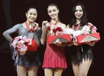 フィギュアGP中国杯は開催へ 北京冬季五輪の関連大会は例外 画像1