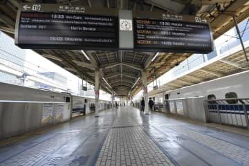 鉄道乗客数、4月は過去最低 国交省統計、緊急宣言が直撃 画像1
