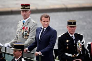 経済再建、環境に12兆円超 仏大統領、追加投入を表明 画像1