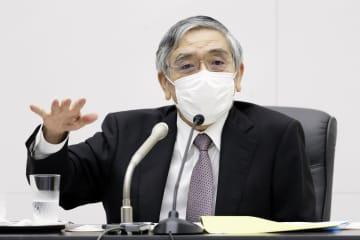 日本経済底打ち、回復は緩やか 日銀総裁、必要なら追加緩和も 画像1