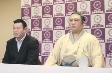 大相撲、元関脇栃煌山が引退 年寄「清見潟」を襲名 画像1