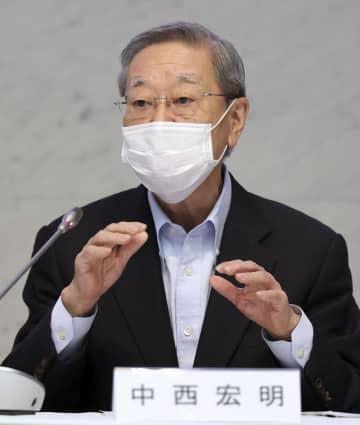 経団連会長が検査で再入院 昨年リンパ腫治療「数値異常に」 画像1
