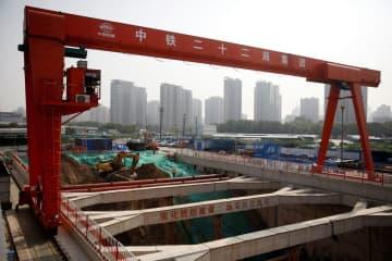 中国成長率、プラス3%超 4~6月期、2期ぶり増 画像1