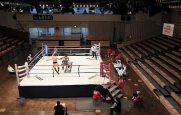 「聖地」後楽園にボクシング戻る コロナで無観客、感染防止策も 画像1