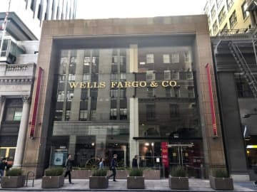 米金融大手、コロナ苦境が鮮明 ウェルズ・ファーゴは赤字 画像1