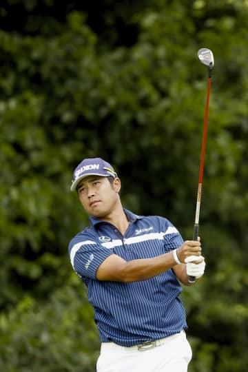 松山英樹は9打差80位 米男子ゴルフ第1日 画像1