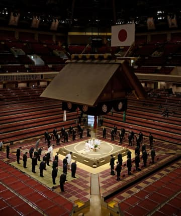 大相撲7月場所、19日に初日 異例の調整、優勝争い混戦も 画像1