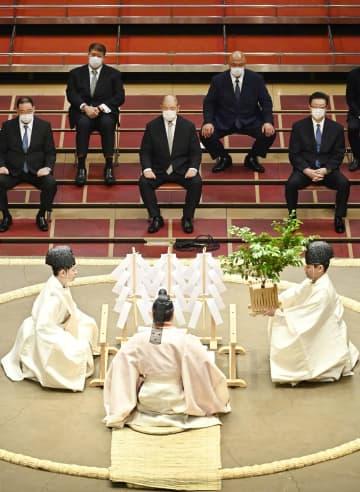 大相撲7月場所は厳重コロナ対策 「命懸け」と尾車事業部長 画像1