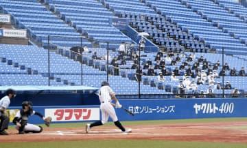 高校野球の東京大会が開幕 コロナ対策「できる限り」 画像1